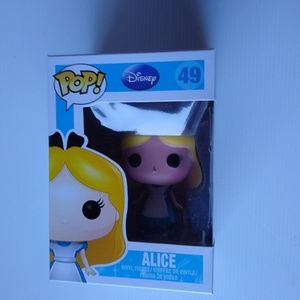 Funko Pop Disney Alice in wonderland